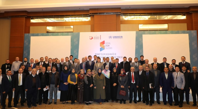 """Social Harmonization Workshop -13"" Was Conducted in İzmir"