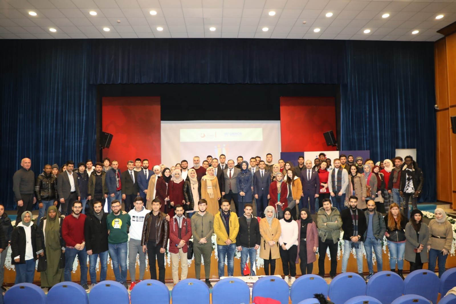 International Students and Academicians Social Harmonization Meetings – 2 Was Held in Samsun