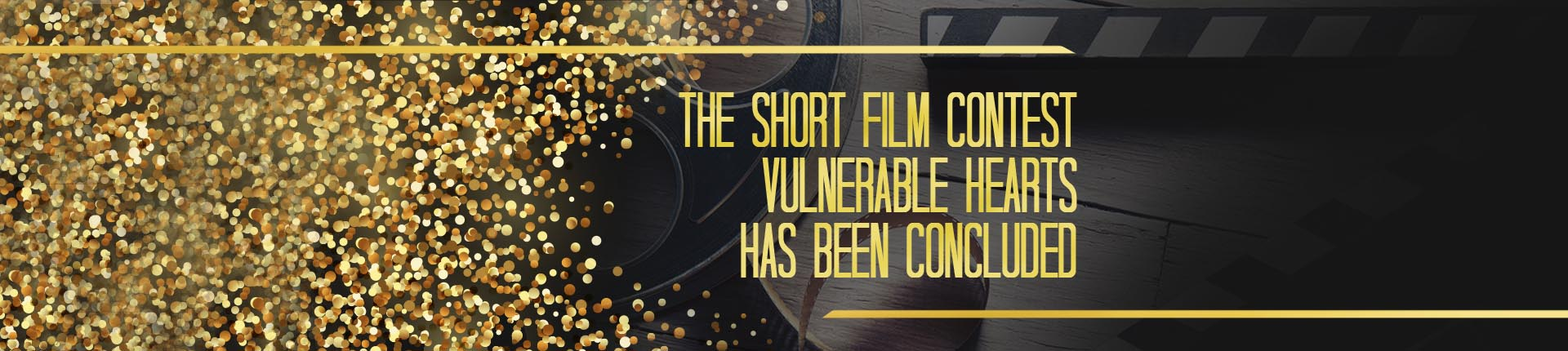 The Short Film Contest Vulnerable Hearts Has Been Conclued
