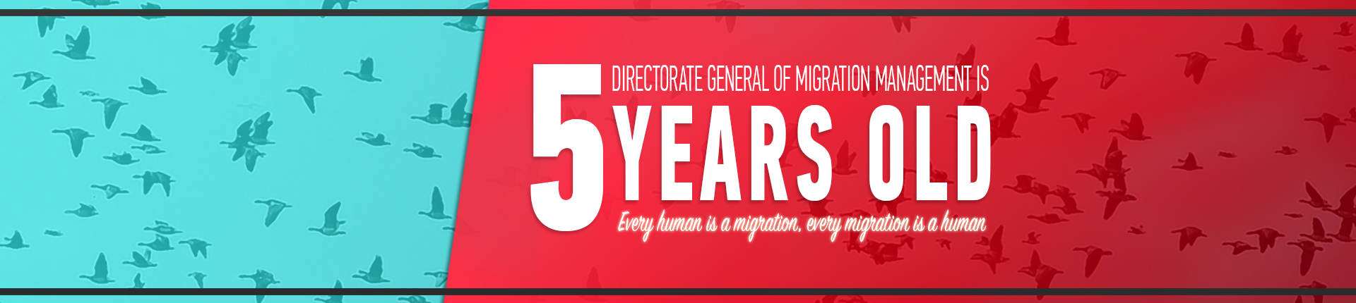 Directorate General of Migration Management is 5 Years Old